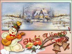 Vánoční přání « Rubrika | Blog u Květky Blog, Painting, Art, Art Background, Painting Art, Blogging, Paintings, Kunst, Drawings