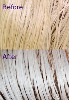 How to bleach your hair platinum blonde: this is actually pretty informative.
