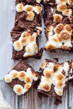 These Five Ingredient Gluten Free Brownies will become a family favorite. They are easy to make with pantry staples and they are way better than a box.
