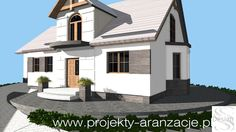 Projekt budynku, wraz z zagospodarowaniem terenu , projekt nawierzchni z kostki brukowej