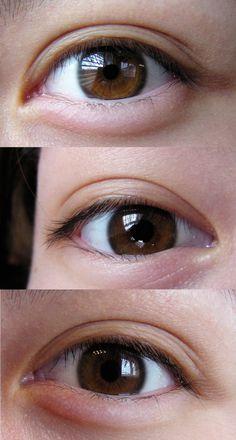 Asian Eye Stock by ~VanillaSnowflake on deviantART
