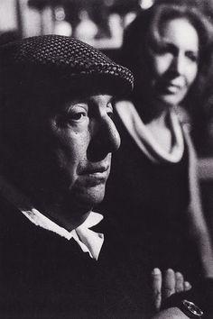 Pablo Neruda and Matilde Urrutia by Sara Facio