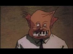 I Married a Strange Person Clip by Bill Plympton Motion Design, Trailers, Jelly, Fox, Presents, Animation, Cartoon, Youtube, Gifts