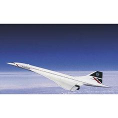 Revell Germany 1/72 Concorde British Airways