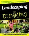Landscaping For Dummies:Book Information - For Dummies