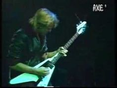 ▶ MICHAEL SCHENKER [ INTO THE ARENA ] [III] LIVE 1981. - YouTube