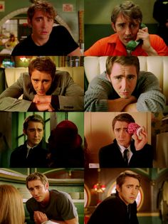 Pushing Daisies - Ned (Lee Pace) and the puppy face