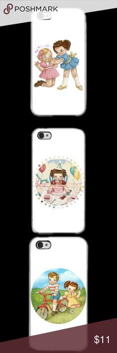 """MELANIE MARTINEZ CARTOON IPHONE 5c 5/5s 6/6s 6/6s+ LISTING IS FOR ONE CASE. YOU GET TO CHOOSE WHAT DESIGN YOU WANT. This a iPhone 5c 5/5s 6/6s 6/6s Plus phone case. It is made of durable hard plastic. Easy snap-on design for a lightweight feel and great phone protection. PLEASE SPECIFY WHAT SIZE CASE AND PICTURE OF CASE. BEFORE YOU PURCHASE LET US KNOW WHAT SIZE AND PICTURE.  CafeCases- """"Where cases tell a story..."""" APPLE Accessories Phone Cases"""