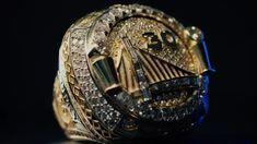 Anillo Warriors (2017/18) Nba Basket, Class Ring, Rings, Jewelry, Basketball, Jewlery, Jewerly, Ring, Schmuck