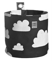 Farg Form Hang Storage Moln Cloud Black