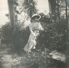 Alexandra in Oreanda, 1914