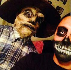 Halloween makeup and spfx   Loooove!