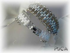 "Bracelet ""Rulla chic"" - Les perles de PUCA"
