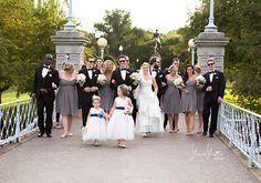 Tersa + Will Married | Old North Church Boston | The Lenox Hotel Wedding Wedding Reception |  Boston Wedding Photographer