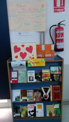 Mes del amor Emily Bronte, Magazine Rack, Storage, Furniture, Home Decor, Amor, Fire Extinguisher, Purse Storage, Decoration Home