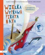 Wielka wyprawa pirata Nata - Ryms - kwartalnik o książkach dla dzieci i młodzieży