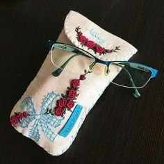 Beautiful glasses case