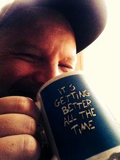 It Gets Better, Drink Sleeves, Mugs, Drinks, Tableware, Drinking, Beverages, Dinnerware, Tumblers