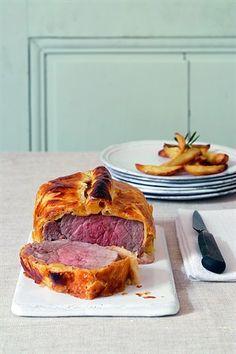 Filet de bœuf en croûte - Larousse Cuisine