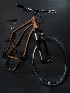 QiruBike GmbH #holzfahrad #design #fahradausholz #woodenbike #bike #wood #handcrafted #craftmenship