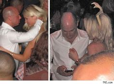 Kenny Chesney partying at the Playboy Club in Vegas back in 2009.  (Rare look at Kenny without his hat)