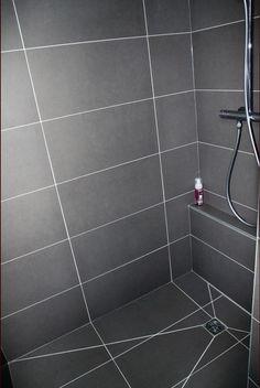 Bathroom Tile Designs, Bathroom Design Small, Bathroom Layout, Bathroom Interior Design, Modern Bathroom, Bathroom Tile Installation, Shower Cabin, Bathroom Plans, Toilet Design