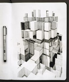 Architecture Sketches, Public Spaces, Our World, Monopoly, Offices, Perspective, Study, Houses, Explore