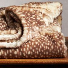 Baby Doe Velvet Plush Luxury Throw Was: $30.00                     Now: $18.00