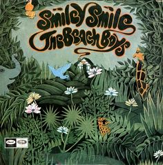 Collaborations Paul McCartney - The Beach Boys - Smiley Smile