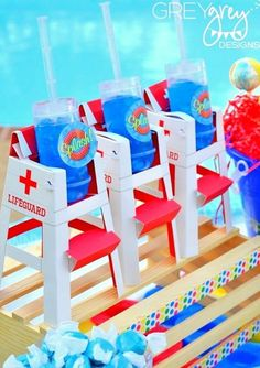 Pool Party Ideas {guest Feature}