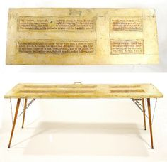Old Door Table in Prospect Heights, Brooklyn ~ Krrb Classifieds