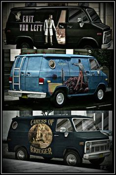 """Rush AND Archer. """"This van is rolling probable cause."""""""