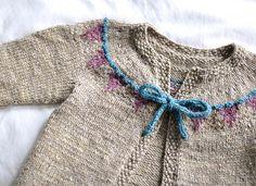 bunting sweater pattern