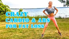 Fat Loss Cardio ♥ Best Abs & Cardio Fusion The 10 min Fat Loss Cardio workout is a fusion of high intensity heart raising exercises and intense abdominal work. High intensity cardio workout will get you sweating, burning calories that will greatly contribute to fat loss!