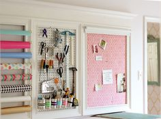 Y'all know me.  I am all about colorful and creative organization and storage solutions.  They make me crazy happy and bottom line, it is ju...