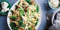 I Quit Sugar: Perfect Pasta recipe by Matt Preston Risotto Recipes, Pasta Recipes, Cooking Recipes, Healthy Recipes, Chef Recipes, Perfect Pasta Recipe, Clean Eating, Healthy Eating, Healthy Food