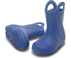 We tested out Crocs Handle It Rain Boots and Crocs AllCast Waterproof  boots. Find out dca5893662