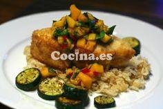 Pescado frito con verduras: http://pescado-frito-con-verduras.recetascomidas.com/