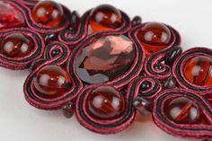 Handmade Soutache Bracelet Costume Jewellery Women s Accessories Gift Ideas   eBay