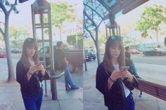 Chorong! Santa Monica - California | Fancafe update