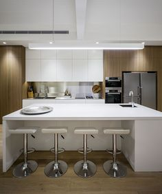 Beautiful Kitchens, Joinery, Kitchen Design, Contemporary, Interior, Table, House, Furniture, Home Decor