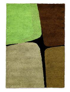 split complimentary colour scheme #green #brown
