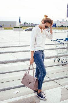 converse mujer blancas plataforma