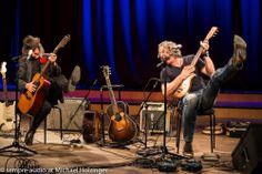 Sir Oliver Mally und Ripoff Raskolnikov im RadioKulturhaus - sempre-audio. Singer Songwriter, Blues, Audio, My Love, Concert
