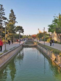 Tritsis Park, Athens