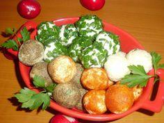 Bilute de branza – un aperitiv delicios! Appetisers, No Cook Meals, Appetizer Recipes, Potato Salad, Dairy, Cheese, Cooking, Ethnic Recipes, Unt