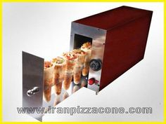 More pizza cone ovens.....you can search out recipes using pizza cones as keyword......Electrical Pizza cone Grill
