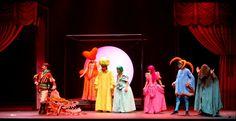 La Lengua del Dragón, musical familiar basado en un relato de Valle Inclán