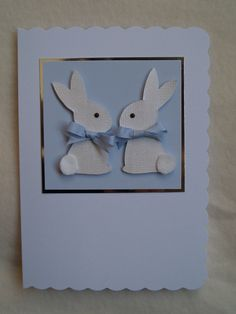 Easter Bunnies £2.00 by Phoenix Projects