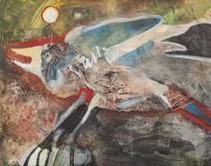 Rick  Bartow - Red Dirt Poem _8